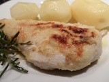 Rosemary flavoured chicken breasts