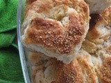 Guyanese Garlic Butter Roll