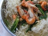 'Heong Dei Mei' With Fresh Water Prawns & a Giveaway