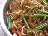 Meatless Braised Cellophane Noodle