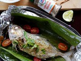 Thai Steamed Fish 泰式清蒸甘榜鱼
