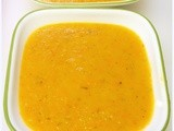 Creamy Carrot-Potato Soup