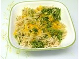 Pasta with Broccoli Sauce
