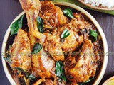 Chicken Chettinad Recipe / Chettinad Chicken Curry Recipe ~ Chennai Food Adventure Series / Eat Like a Local Series
