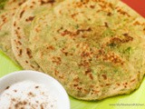 Aloo Paratha | Stuffed Indian Bread