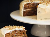 Best Carrot Cake Recipe with Frosting