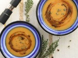 Carrot Parsnip Soup – Easy & Healthy