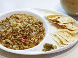 Lentil and Brown Rice Khichdi