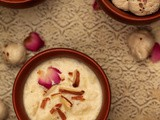 Makhana Kheer | Lotus seeds pudding