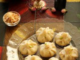 Ukadiche Modak | Steamed Modak Recipe