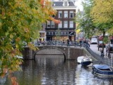Autumn in Amsterdam..and a lamb tajine
