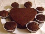 Eggless Brownie - Celebrating Our 200th Post