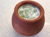 Summer drinks Sambaram, Chaas, masala buttermilk