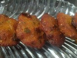 How to make Bajri na vada