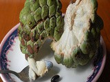 How to make Custard Apple Smoothie