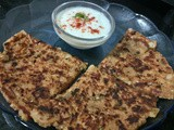 How to make Farali Aaloo Paratha
