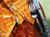 How to make Mexican Quesadilla