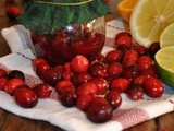 Easy Beasy Cranberry Jam