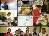 Nan's Yum-yums! Bread Bakers - a bread baking workshop (July 2014)