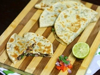Red Bean Quesadilla | Simple Mexican Cooking