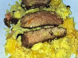 Moroccan Lamb & Couscous Salad - Julie Goodwin