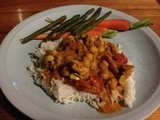 Slow Cooked Chicken Korma Curry