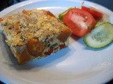 Sweet Potato and Vegetable Frittata