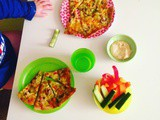 8 Toddler Approved Lunch Ideas (that aren't sandwiches)