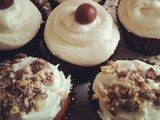 Malteasers - The lighter way to enjoy Cupcakes