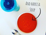 Spicy Carrot and Harissa Soup