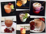 Summer Drinks / Juices / Summer Coolers