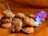 Honey Oats Cookies (Egg less)