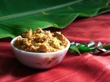 Koottu Curry | Yam and Raw Plantain Curry