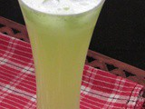 Lemon Mint Juice - Pineapple Mint Lemonade Recipe