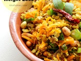 Poha Upma Recipe For Weight Loss