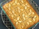 Eggless Gevulde Speculaas | Dutch Spice Cookies Filled With Almond Paste | Egg Free Baking