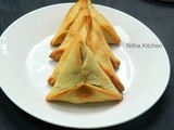 Spinach Fatayer | Baked Savory Veg Pie Recipe | Middle East Bakes