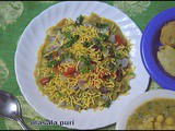 Masala puri/chaat recipes