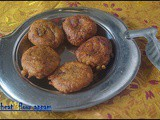 Wheat flour appam/festival recipes