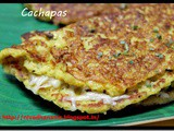 South American Cachapas