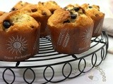 Choc Chip Orange Muffins   巧克力香橙满分