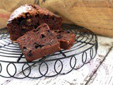 Chocolate Banana Tea Bread