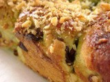 Green tea and Date Loaf