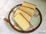 Honey Castella~Kasutera Cake