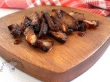 Honey Maltose bbq Pork (Char Siew) 蜂蜜麦芽糖叉烧 ~ 2