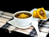 Jackfruit Mung Bean Sweet Soup
