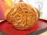 Mixed Fruits and Nuts Mooncake ~ 2013