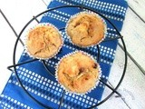 #MuffinMonday :  Apple Bran Muffins