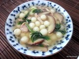 Savoury Tong Yuen for Dongzhi aka Winter Solstice Festival