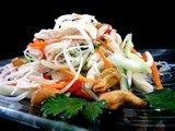 Thai Chicken Vermicelli Salad